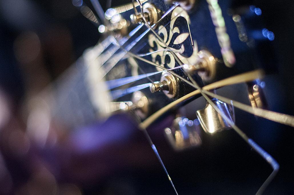 nauka gry na gitarze wrocław