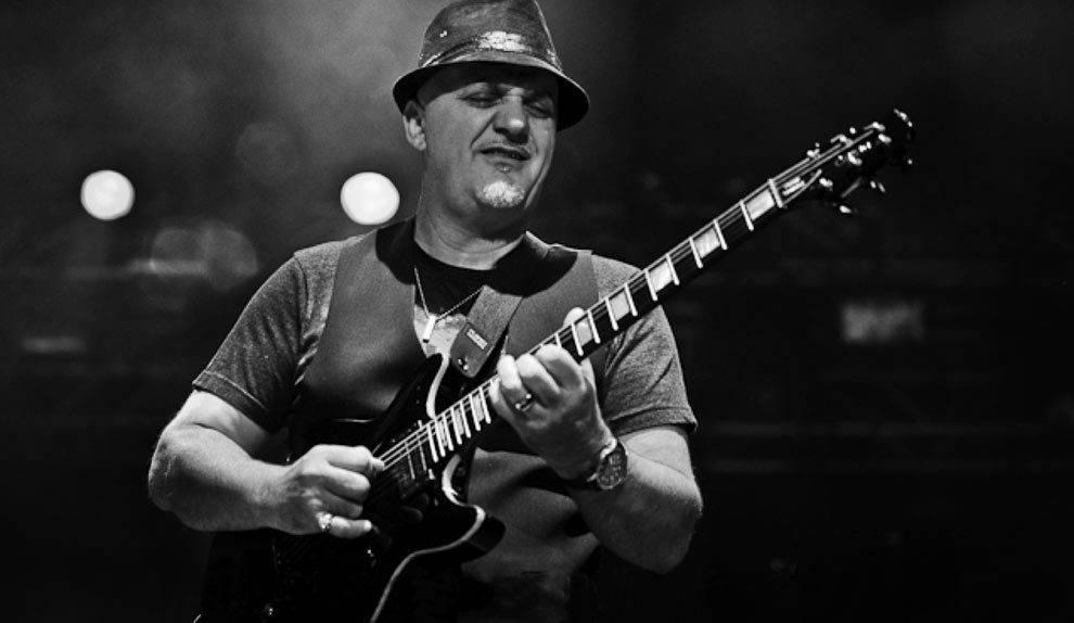 Frank Gambale - gitarzysta - rys biograficzny