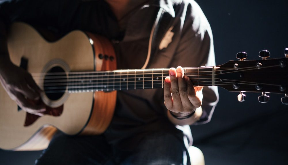 gitara nauka lekcje