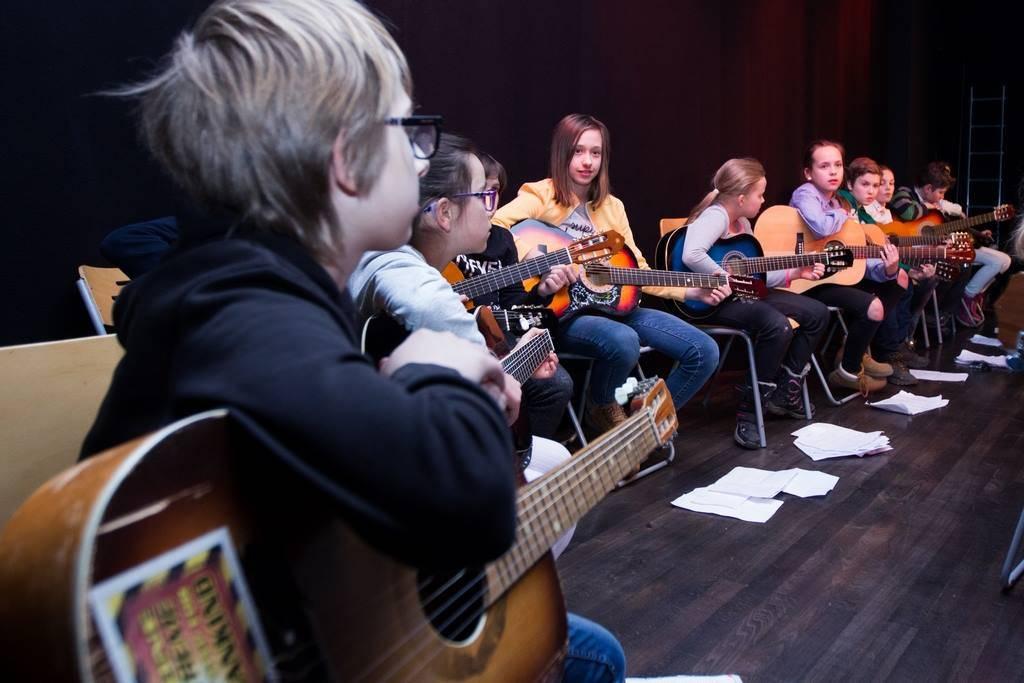 nauka gitara wroclaw