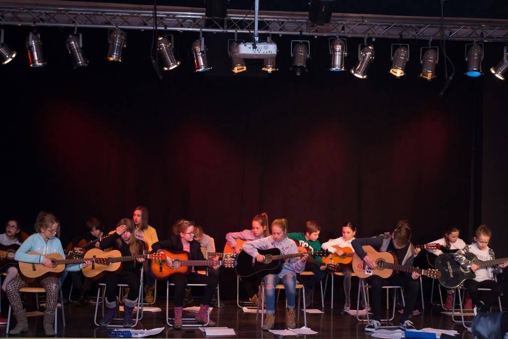 nauka gitary wroclaw