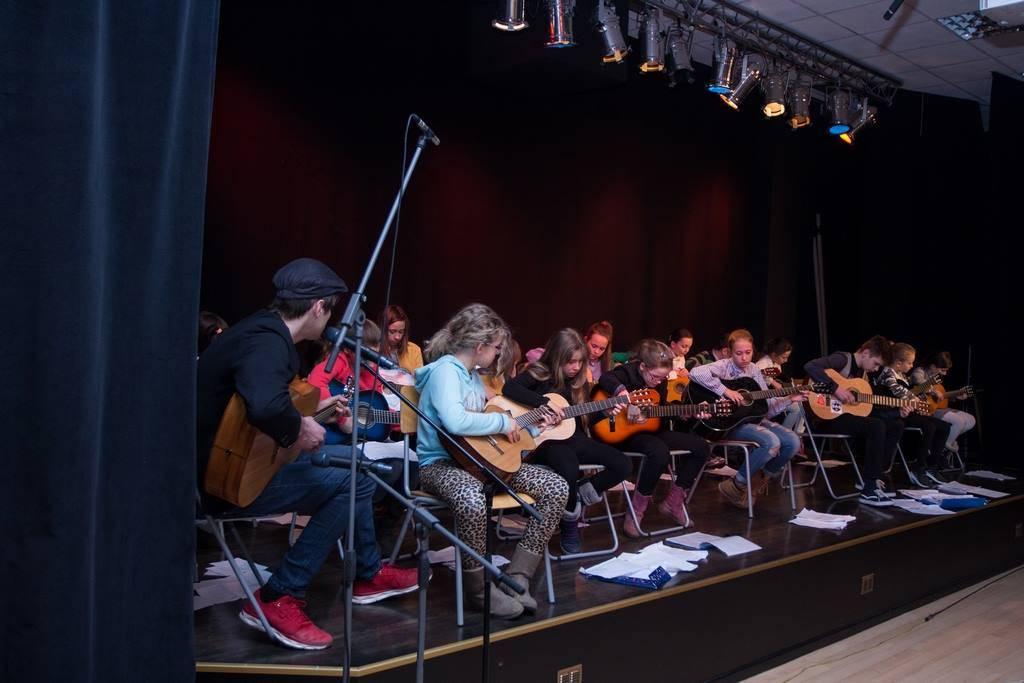 lekcje gitary wroclaw