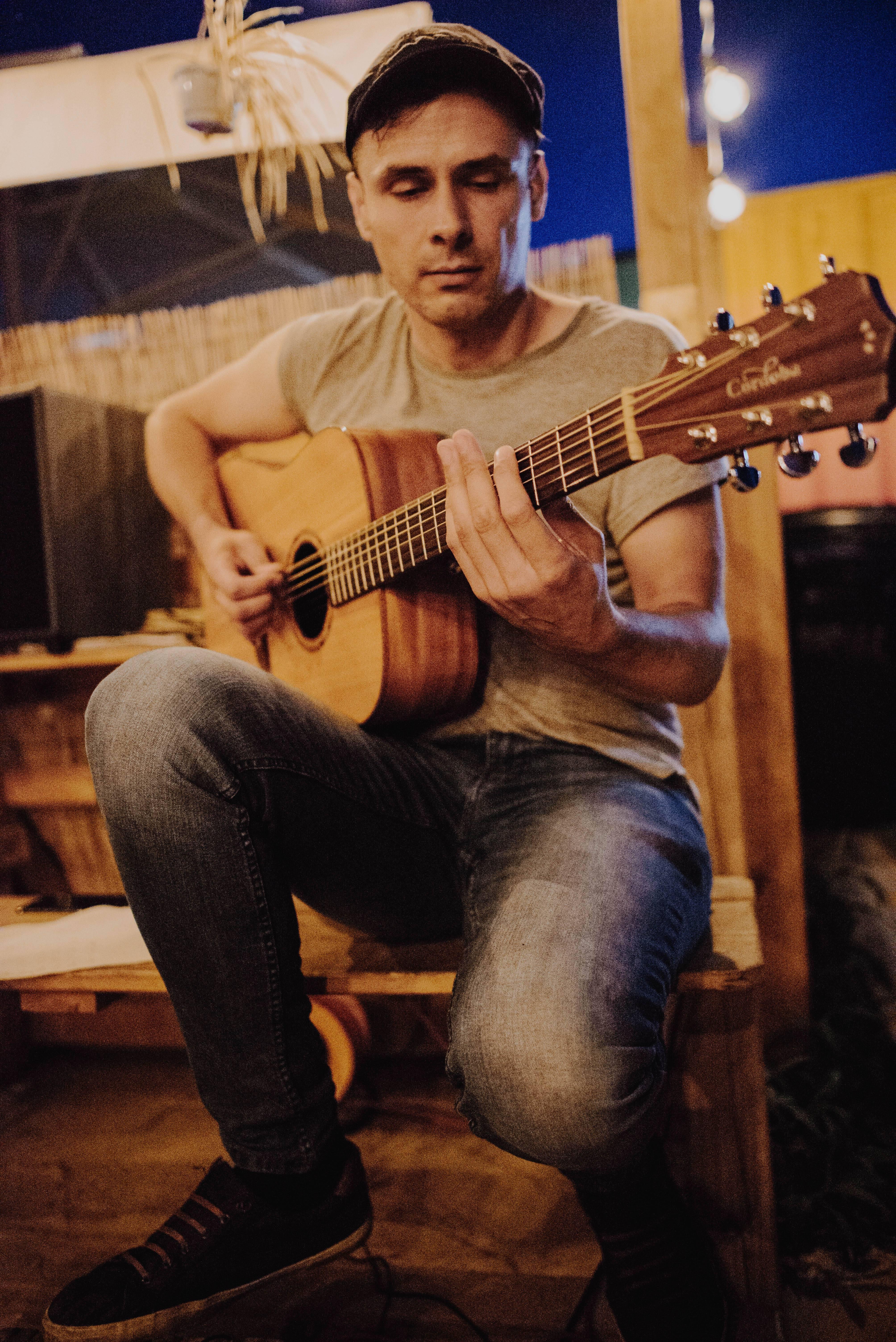 nauka gry na gitarze leśnica
