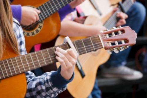 gitara grupowo